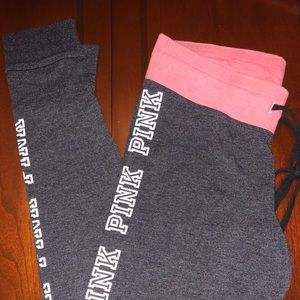 PINK Victoria Secret leggings